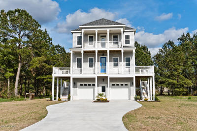 Beaufort Single Family Home For Sale: 242 Gatsey Lane