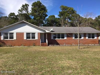 Wilmington Single Family Home For Sale: 5029 Clear Run Drive