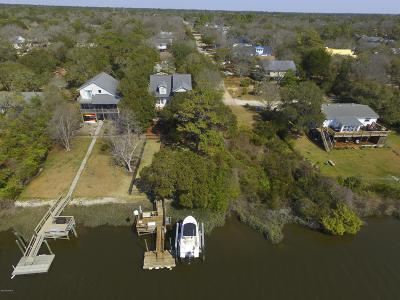 Oak Island Single Family Home For Sale: 119 SE 8th Street