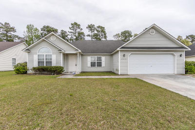 Onslow County Single Family Home For Sale: 203 Jasmine Lane