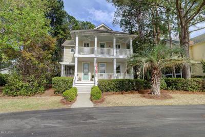 Wilmington Single Family Home For Sale: 1209 Verandah Way