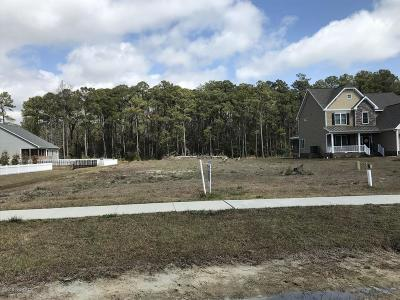 Morehead City Residential Lots & Land For Sale: 1118 Blair Farm Parkway