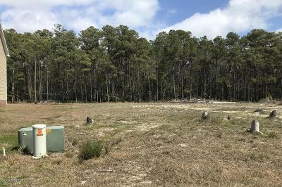 Morehead City Residential Lots & Land For Sale: 1114 Blair Farm Parkway