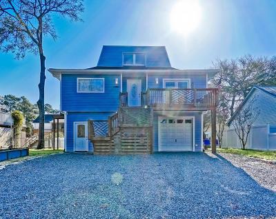 Oak Island NC Single Family Home For Sale: $285,000