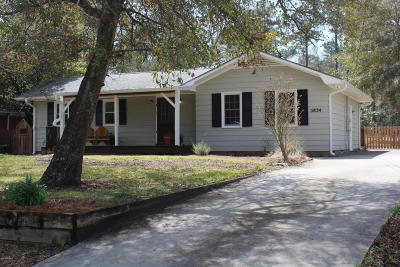 Wilmington Single Family Home For Sale: 5834 Michelle Drive