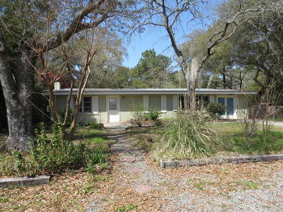 Oak Island Single Family Home For Sale: 159 NW 8th Street