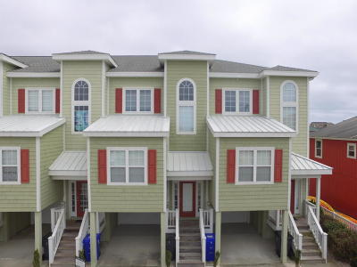 Ocean Isle Beach Condo/Townhouse For Sale: 19 Causeway Drive #I