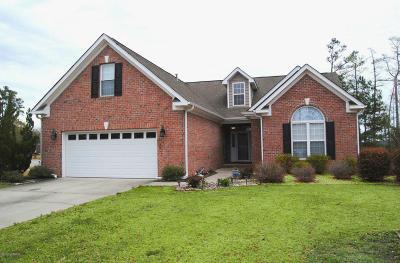 Wilmington Single Family Home For Sale: 4120 Berberis Way