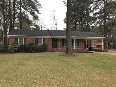 Greenville Single Family Home For Sale: 100 Lindenwood Drive