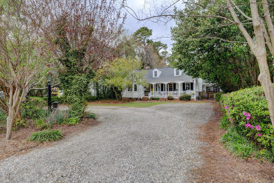 Wilmington Single Family Home For Sale: 2819 Wrightsville Avenue