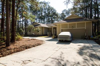 Jacksonville Single Family Home For Sale: 500 Clover Drive
