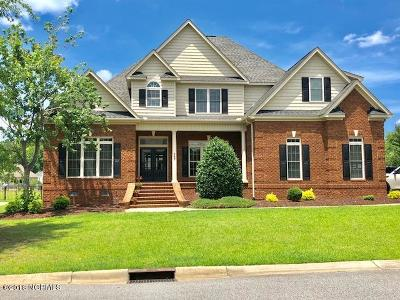 Winterville Single Family Home For Sale: 967 Van Gert Drive