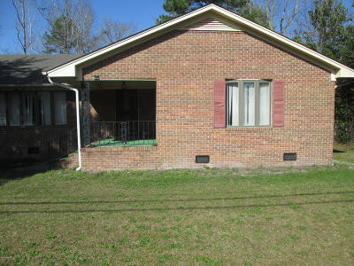 Wilmington Single Family Home For Sale: 3807 E Princess Place Drive E