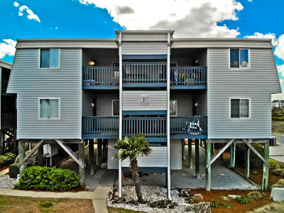 Ocean Isle Beach Condo/Townhouse For Sale: 307 W First Street #F2