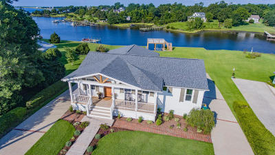 Swansboro Single Family Home For Sale: 601 W Shore Drive