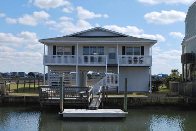 Holden Beach Single Family Home For Sale: 119 Scotch Bonnet Drive