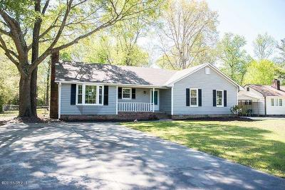 Jacksonville Single Family Home For Sale: 311 Southwest Drive