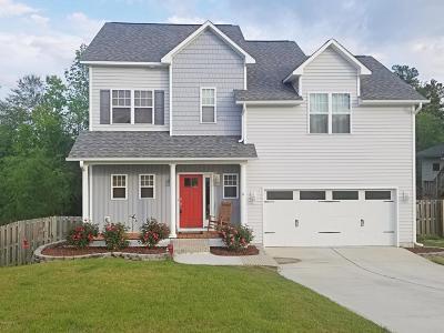 Jacksonville Single Family Home For Sale: 407 Jasmine Lane