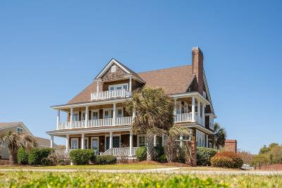 Carteret County Single Family Home For Sale: 101 Carrot Island Lane