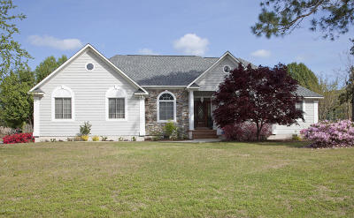 Wilmington Single Family Home For Sale: 3401 Red Berry Drive