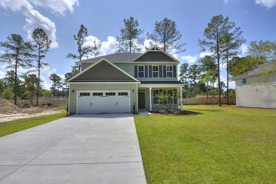 Rocky Point Single Family Home For Sale: 261 Bronze Drive
