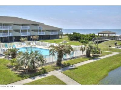 Oak Island Condo/Townhouse For Sale: 122 SE 58th Street #103