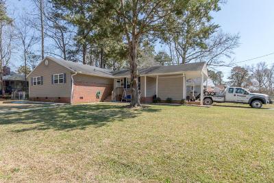 Jacksonville Single Family Home For Sale: 704 Davis Street