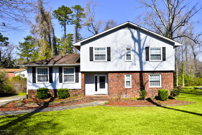Jacksonville Single Family Home For Sale: 2225 Greenwood Court