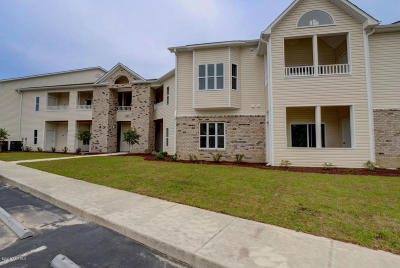 Wilmington NC Condo/Townhouse For Sale: $172,500
