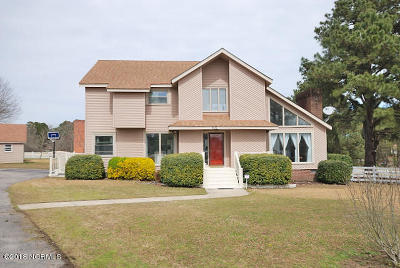 Rocky Mount Single Family Home For Sale: 841 Short Spoon Circle
