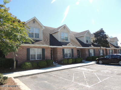 Wilmington NC Condo/Townhouse For Sale: $149,900