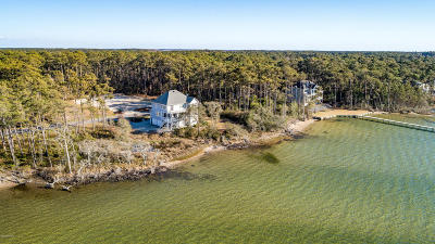 Beaufort Single Family Home For Sale: 946 Crow Hill Road