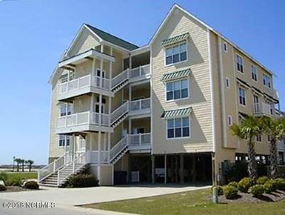 Ocean Isle Beach Condo/Townhouse For Sale: 117 Via Old Sound Boulevard #3