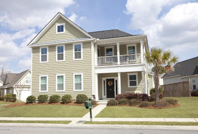 Wilmington NC Single Family Home For Sale: $294,000