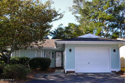 Pine Knoll Shores Single Family Home For Sale: 115 McGinnis Drive