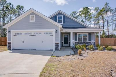 Leland Single Family Home For Sale: 2074 Willow Stone Court