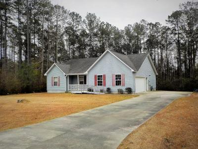 Havelock Single Family Home For Sale: 216 Lemonwood Drive