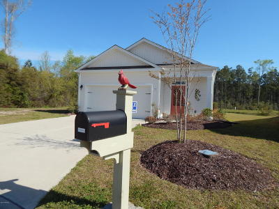 Carolina Shores Single Family Home Sold: 55 Cattle Run Lane SW