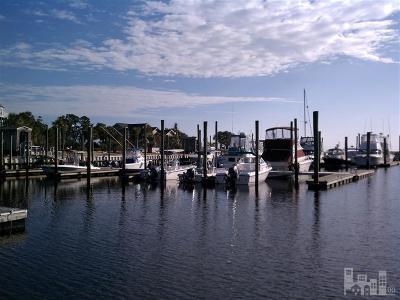 Wilmington Boat Slip For Sale: 801 (H-22) Paoli Court #H-22 (T-