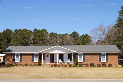 Pitt County Single Family Home For Sale: 2252 Oakley Road