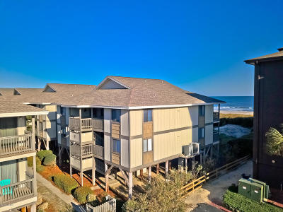 Ocean Isle Beach Condo/Townhouse For Sale: 19 Ocean Isle West Boulevard #F-3