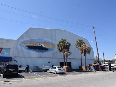 Wrightsville Beach Boat Slip For Sale: 130 Short Street