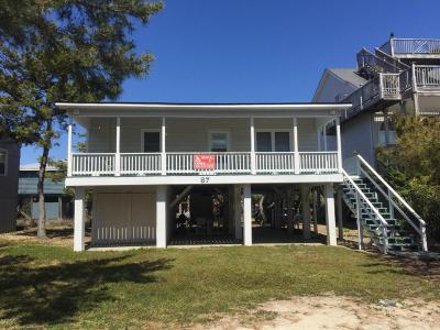 Ocean Isle Beach NC Single Family Home For Sale: $312,500