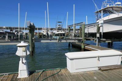 Morehead City Boat Slip For Sale: 108 Old Causeway Road #Slip 45