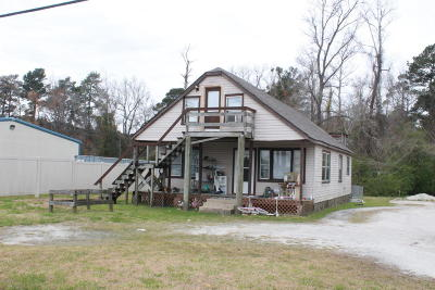 Onslow County Single Family Home For Sale: 711 Tallman Circle Circle