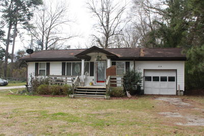 Onslow County Single Family Home For Sale: 234 Barbara Avenue