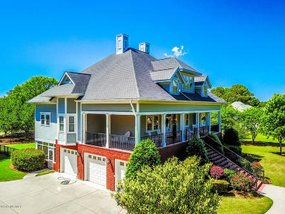 Single Family Home For Sale: 1342 Hewett Farms Road