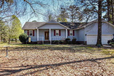 Jacksonville Single Family Home For Sale: 415 Candlewood Drive