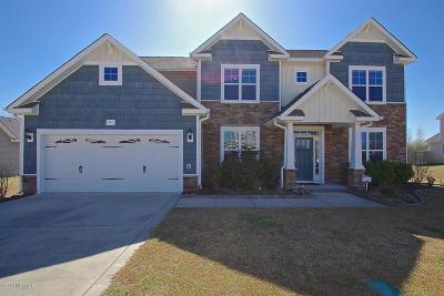 Jacksonville Single Family Home For Sale: 141 Foggy River Way