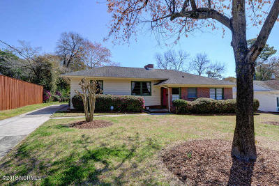 Wilmington Single Family Home For Sale: 333 Stradleigh Road